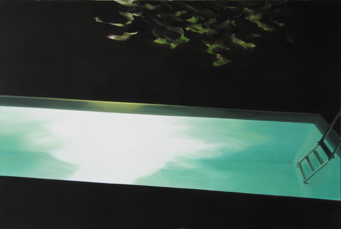 Regung 80 x 120 cm 2014